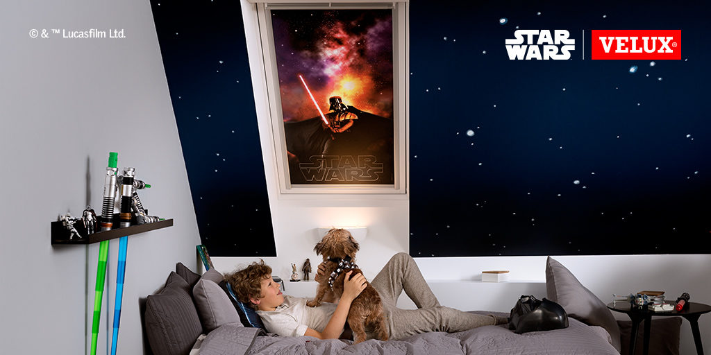 Star Wars and VELUX